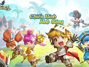 Đúng trend game thế giới mở, Lumia Saga chắc chắn sẽ lôi cuốn được đông đảo game thủ Việt tham gia trải nghiệm.