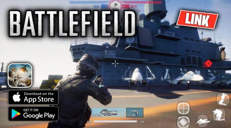 EA công bố ra mắt trò chơi di động Battlefield mới vào năm 2022