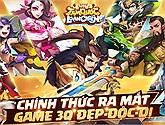 Nhanh tay nhận ngay Giftcode Tam Quốc Loạn Chiến mừng game ra mắt tại Việt Nam