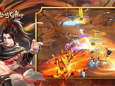 Thiên Long Kỳ Hiệp tung chùm ảnh ingame phác họa thế giới kiếm hiệp Kim Dung chân thực nhất