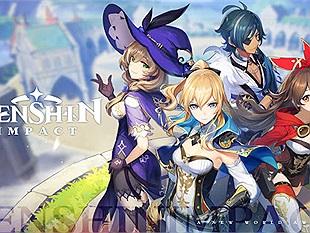 Khám phá top 5 game cực hay giống như Genshin Impact Mobile (P1)
