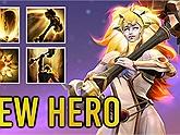 Dota 2: Có thêm anh hùng mới là Dawnbreaker và nhiều thứ khác