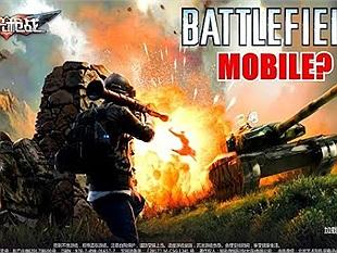 Battlefield Mobile - Tựa game di động đầu tiên trong loạt game nổi tiếng sẽ ra mắt vào năm sau