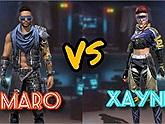 Free Fire OB27: Xayne vs Maro, ai là nhân vật mạnh hơn?