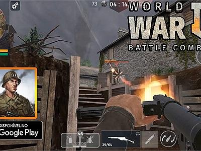 World War 2: Battle Combat - Tựa game mobile FPS hành động đưa bạn quay ngược thời gian về Thế chiến thứ hai