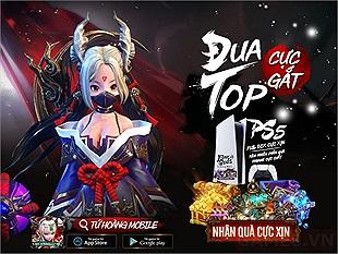 Nhanh tay nhận ngay Giftcode Tứ Hoàng Mobile mừng game ra mắt tại Việt Nam