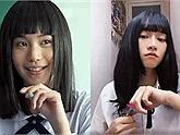 """Đu trend """"cosplay"""" nhân vật Nanno trong Girl From Nowhere, Lê Bống được khen xinh nhưng... nhạt nhẽo!"""