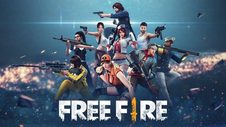 Top 5 nhân vật bị đánh giá thấp nhất trong Free Fire