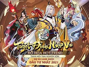 Chinh phục hoàn toàn loạt VIP khủng làng game, Tuyệt Kiếm Cổ Phong sẵn sàng mở ra xu hướng mới cho thị trường game Việt