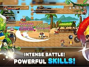 Slime Hunter: Wild Impact – Game nhập vai đồ họa Pixel vô cùng độc đáo