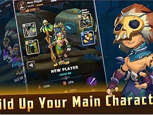 Khám phá tựa game Tribalpunk - Game Idle RPG có yếu tố chiến thuật và phiêu lưu do người Việt sản xuất