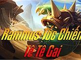 """LMHT Tốc chiến: Khám phá lối chơi Rammus One-shot """"bất khả chiến bại"""""""