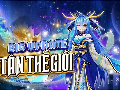 Au2 tung cập nhật mới hứa hẹn tái định nghĩa thể loại game nhảy trên mobile