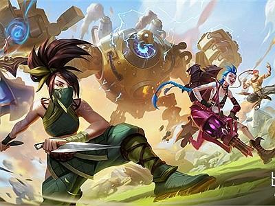 """Tốc Chiến: Top 5 vị chiến thần """" hot pick """" mà game thủ hay chơi ở phiên bản 2.3"""