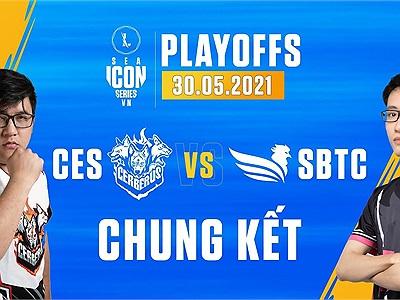 ICON Series SEA Mùa Hè: Kết quả thi đấu vòng kết thúc mùa giải, SBTC Esports lên ngôi vô địch
