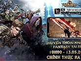 Forsaken World: Thần Ma Đại Lục tặng giftcode mừng game ra mắt
