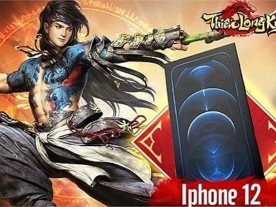 Kết thúc 2 ngày Alpha Test, Thiên Long Kỳ Hiệp chịu chơi tặng ngay IPhone 12 cho game thủ may mắn