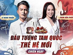 Lý Minh Thuận và Phạm Văn Phương là đại sứ cho Tân OMG3Q VNG