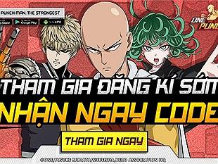 NPH VNG mở Đăng ký tải trước cho tựa game One Punch Man: The Strongest tại thị trường Việt Nam