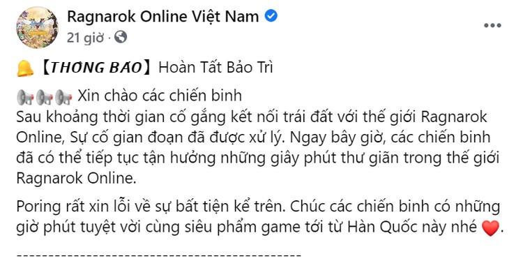 vtc game ragnarok online