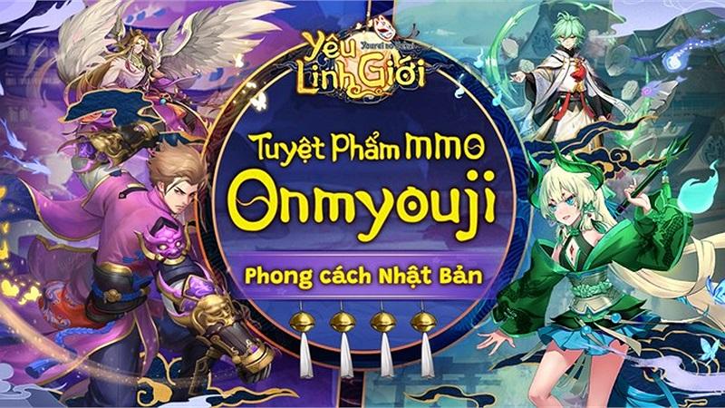 Yêu Linh Giới – tựa game nhập vai yêu dị đậm màu sắc Nhật Bản sắp ra mắt game thủ