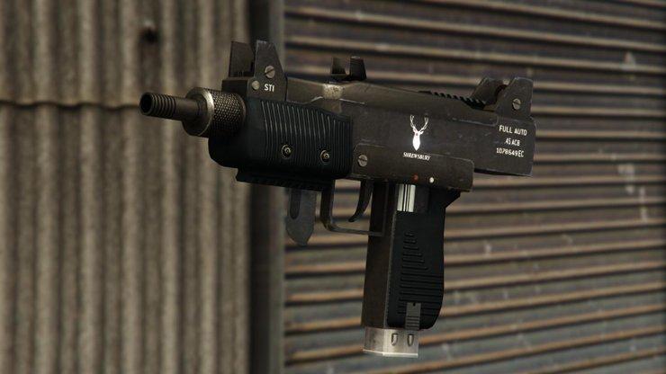 Top 5 loại vũ khí cho game thủ mới trong tựa game GTA Online