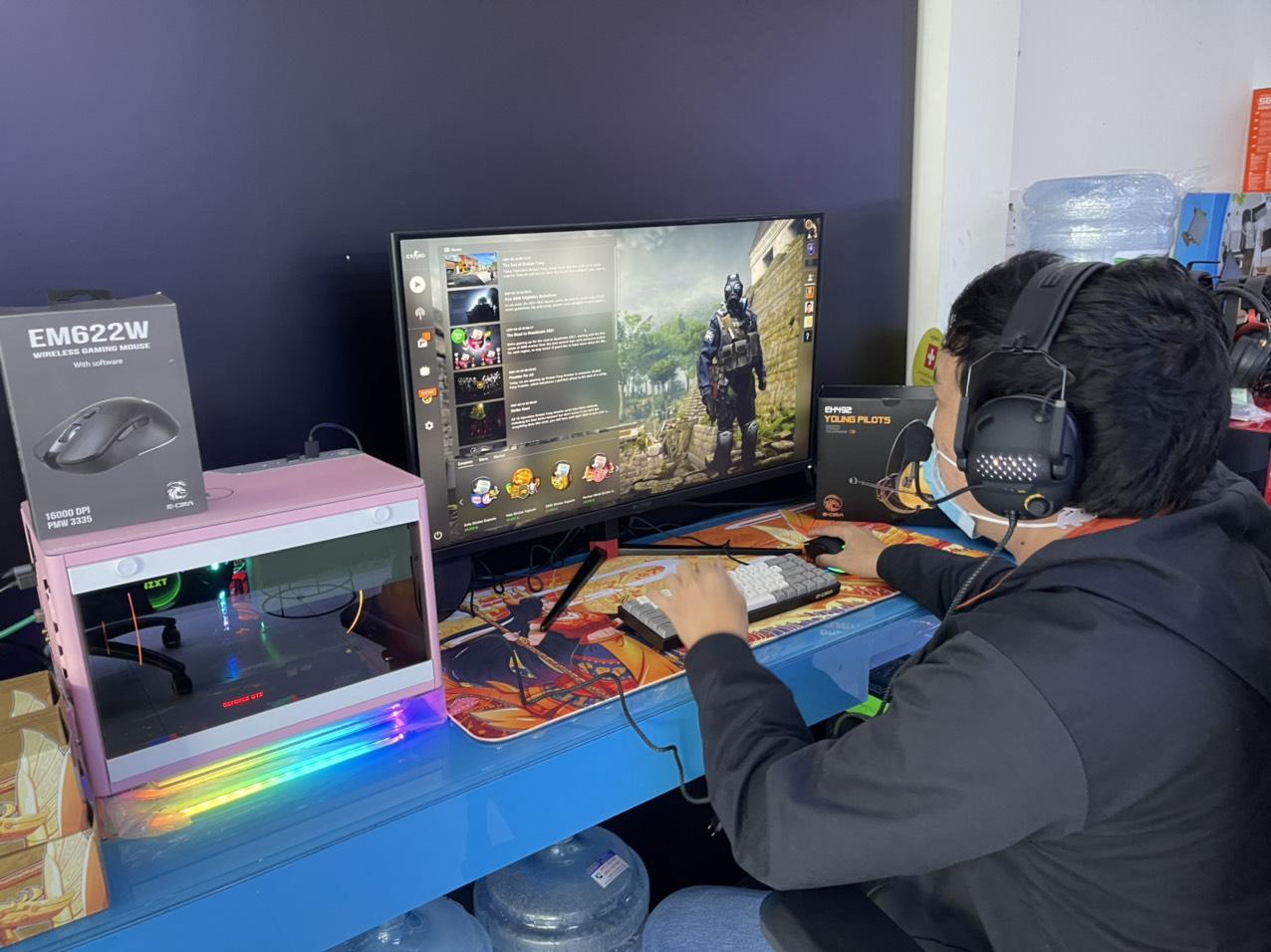 E-Dra chính thức công bố dự án sản phẩm vì sức khỏe nhưng game thủ lại chỉ hóng màn hình đầu tiên của hãng