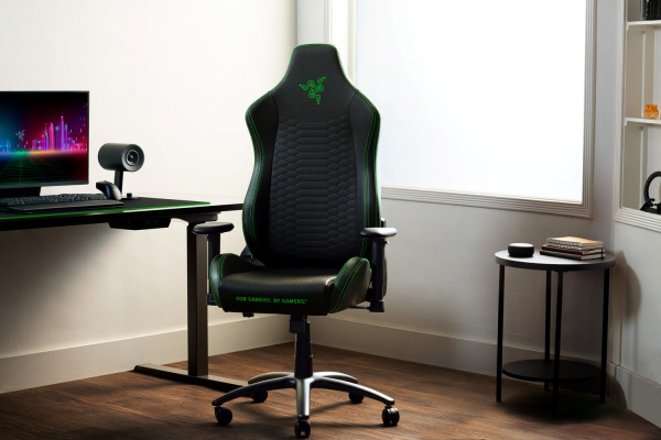Razer nhá hàng ISKUR X, ghế gaming mới vảy rắn có giá hơn 9 triệu đồng