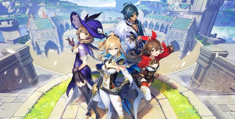 Bản Thêm Genshin Impact cập nhật 1.6 sắp tới sẽ bổ sung thêm nhiều nhân vật vào game