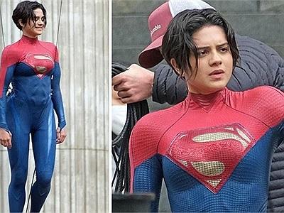 Lộ diện nữ siêu anh hùng mới của DC, sẽ xuất hiện trong The Flash