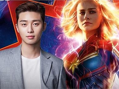 Tài tử xứ Hàn Park Seo Joon có thể đóng vai nào ở Vũ trụ điện ảnh Marvel?