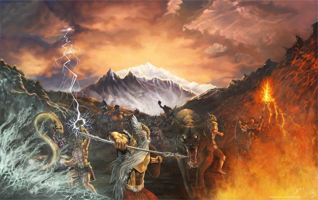 Sự kiện Ragnarok rung chuyển cả thần thoại Bắc Âu