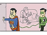 Các siêu anh hùng trong loạt bom tấn đang làm gì khi họ không cứu thế giới?