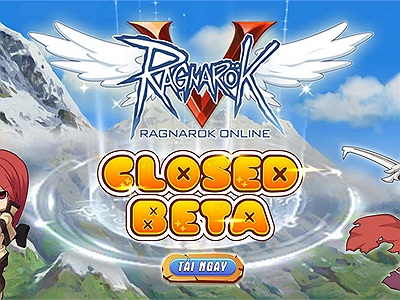 """Ragnarok Online Việt Nam """"thả thính"""" game thủ với phiên bản closed beta chính thức ra mắt ngày hôm nay 7/6"""