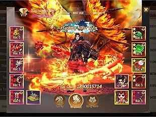 """Đạt gần 2 tỷ lực chiến sau 1 tuần, game thủ bí ẩn khiến cộng đồng Phong Khởi Trường An được phen """"hết hồn"""""""