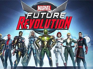 """Marvel Future Revolution: """"Siêu phẩm"""" thể loại nhập vai hành động ấn định ngày ra mắt"""