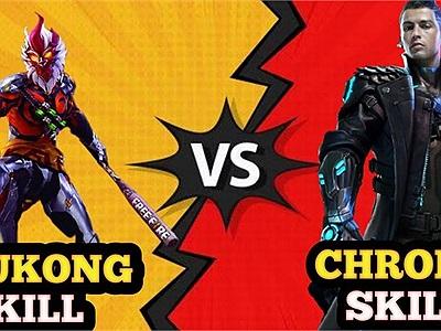 Free Fire: Hai nhân vật Chrono và Wukong sau cập nhập thay đổi thế nào?