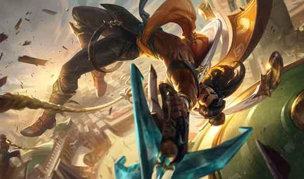 Akshan bị cấm tại vòng playoffs 2021 dẫu Riot Games đã cố gắng sửa sai bằng 2 bản nâng cấp sức mạnh