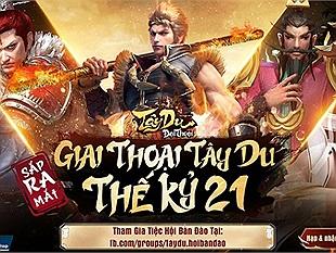 Westward: Tây Du Đại Thoại sắp ra mắt cộng đồng game thủ Việt