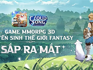 Cloud Song VNG - MMORPG mới trên Mobile sắp được ra mắt tại thị trường Việt Nam
