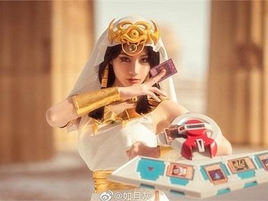 Cùng ngắm Ishizu Ishtar trong Yu-Gi-Oh! bước ra thế giới thực