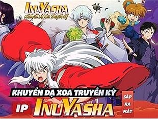 Khuyển Dạ Xoa Truyền Kỳ - Bản quyền IP InuYasha chính thức và độc tại Việt Nam, phát hành bởi SohaGane