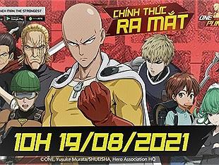 One Punch Man: The Strongest chính thức ra mắt game thủ Việt