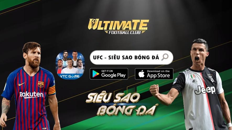 UFC Siêu Sao Bóng Đá