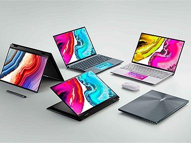 ASUS trình diễn dải sản phẩm toàn diện dùng màn hình OLED và Windows 11 dành cho nhà sáng tạo nội dung