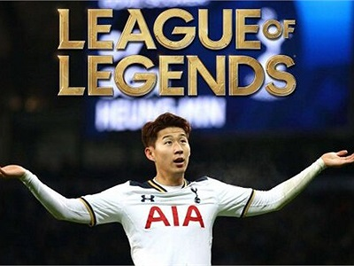 Không chỉ đá bóng giỏi, siêu sao Son Heung-min còn rất thích LMHT