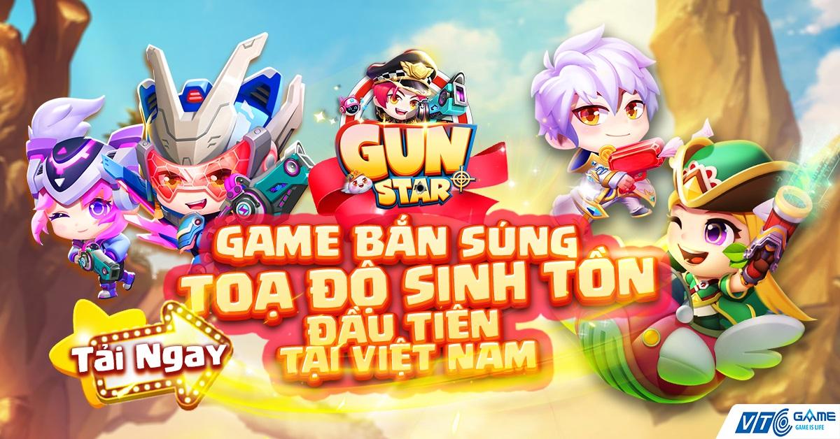 gun star được phát hành trên cả android và ios