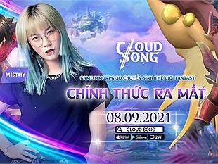 Cloud Song VNG - MMORPG 3D trên Mobile chính thức ra mắt tại thị trường Việt Nam