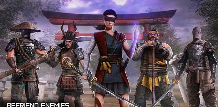 Ryuko: Legend of Shadow Hunter- Siêu phẩm mobie thể loại nhập vai hành động cực kì mới mẻ và hấp dẫn.