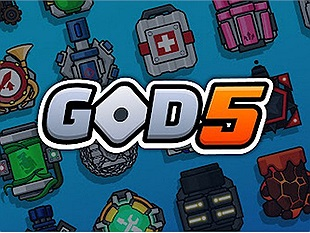 Giải trí mùa dịch với GOD5: Tank PvP tựa game đấu tank thú vị hỗ trợ cả Android và IOS